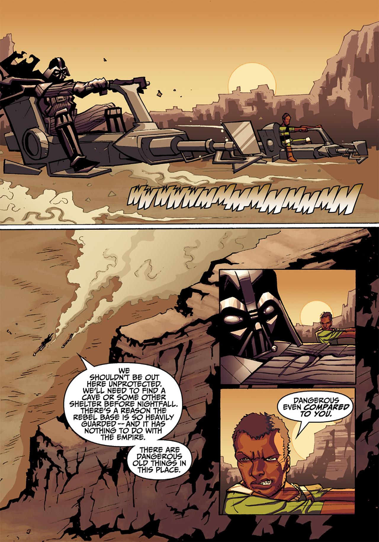 Read online Star Wars Omnibus comic -  Issue # Vol. 33 - 283