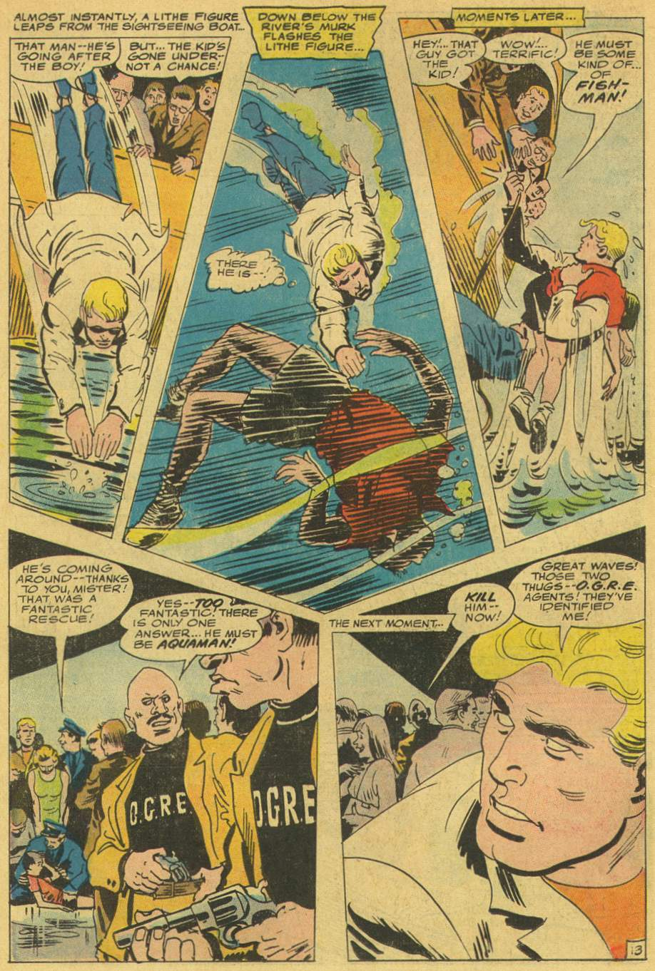 Read online Aquaman (1962) comic -  Issue #31 - 18