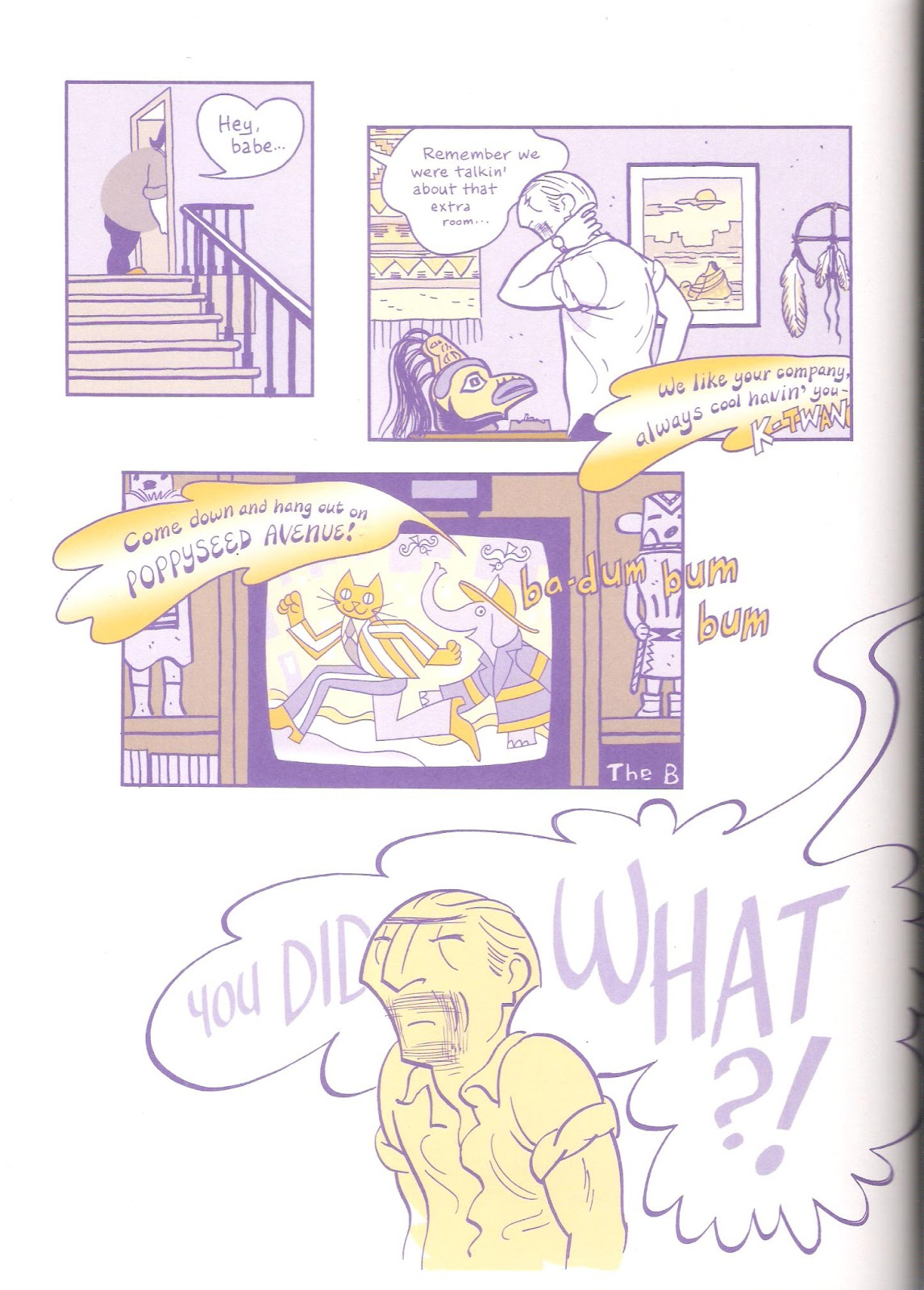 Read online Asterios Polyp comic -  Issue # TPB (Part 1) - 67