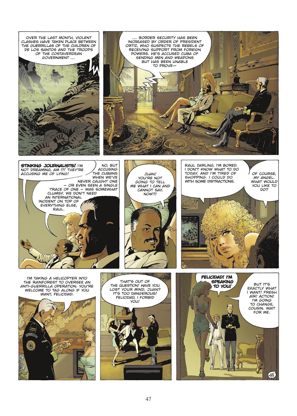 XIII Mystery issue 9 - Page 49