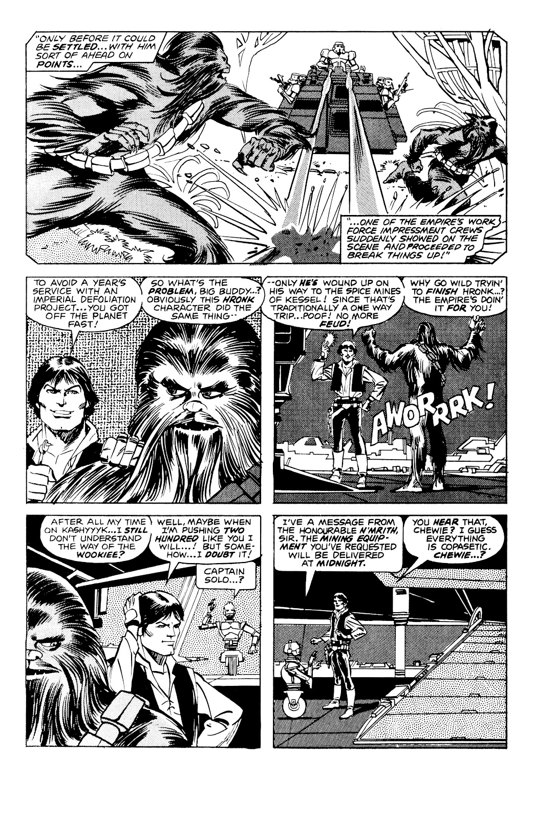 Read online Star Wars Legends: The Original Marvel Years - Epic Collection comic -  Issue # TPB 2 (Part 4) - 23