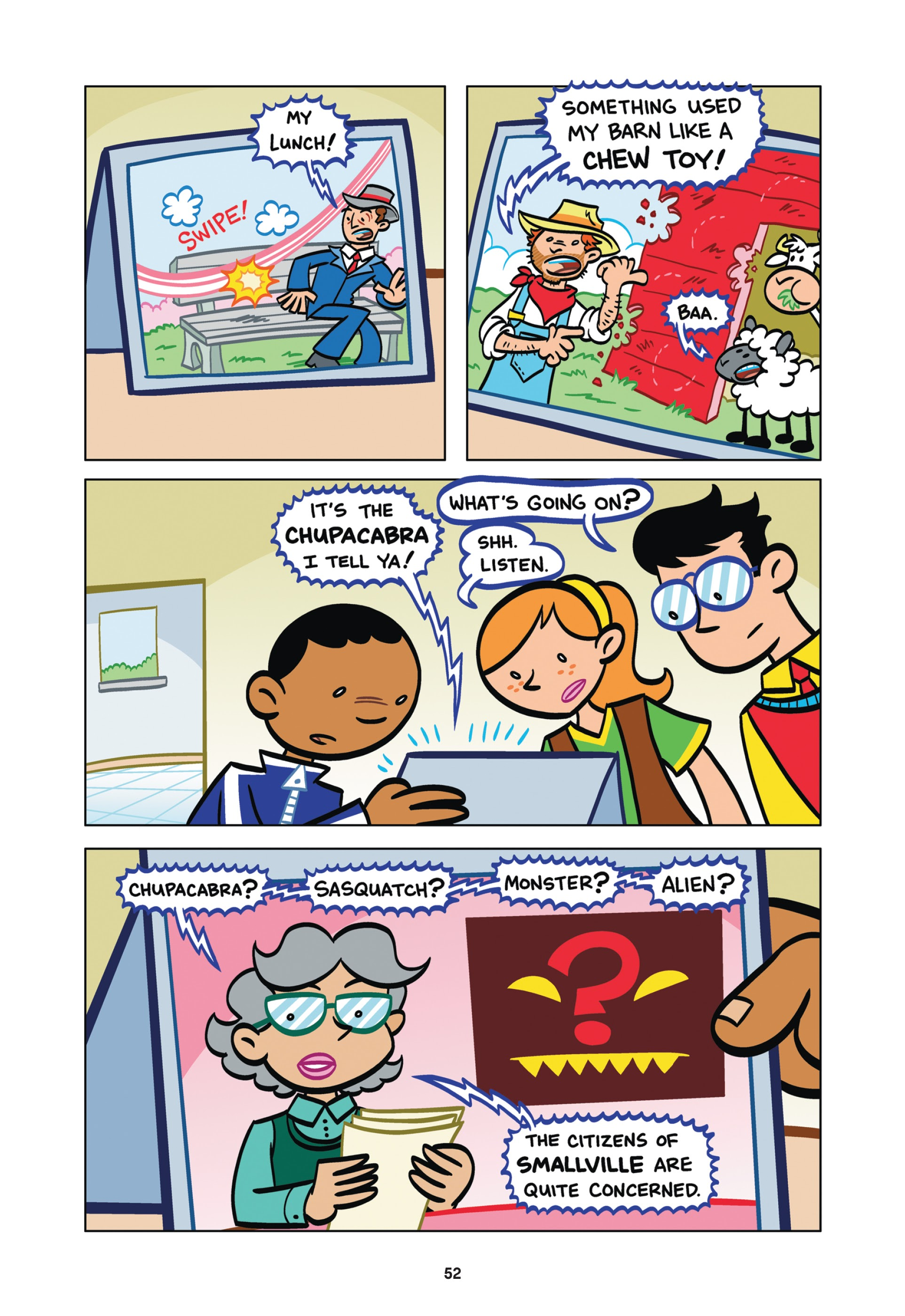 Superman of Smallville #TPB #1 - English 51