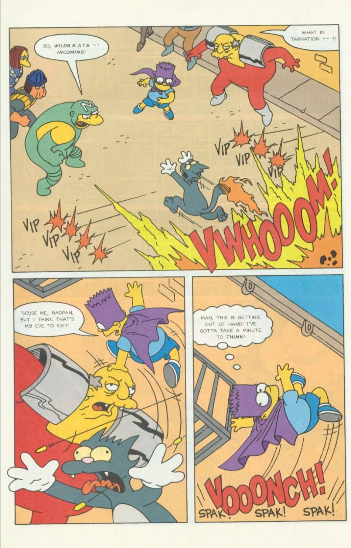 Read online Simpsons Comics comic -  Issue #5 - 23