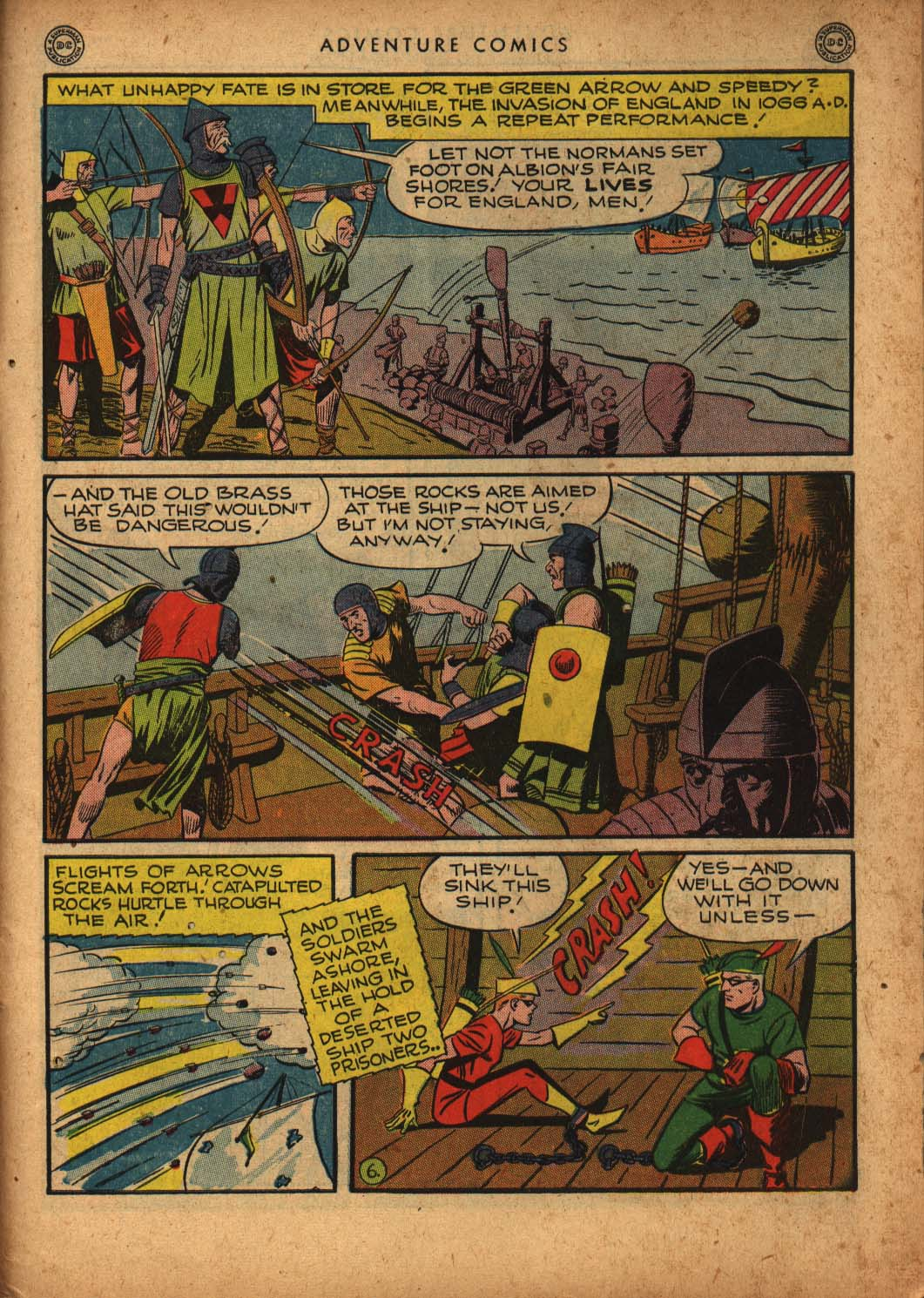Read online Adventure Comics (1938) comic -  Issue #109 - 47