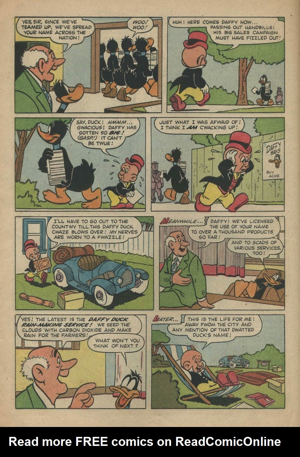 Daffy issue 4 - Page 6
