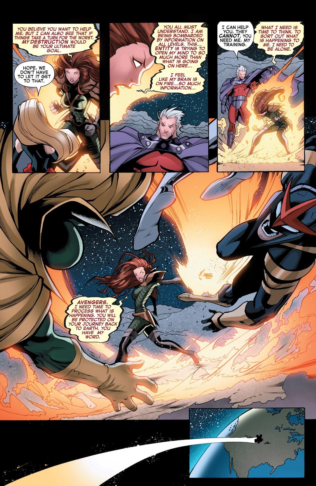 Read online What If? AvX comic -  Issue #3 - 5