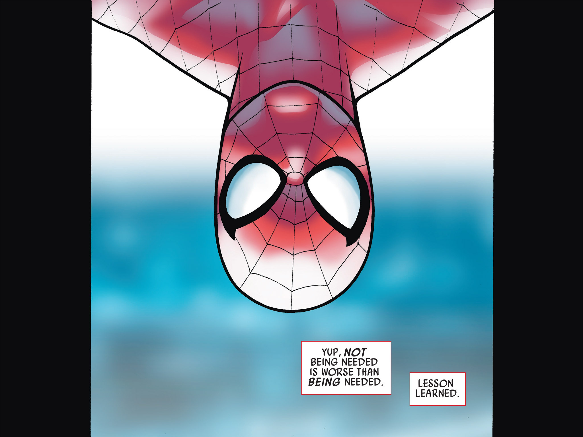 Read online Ultimate Spider-Man (Infinite Comics) (2016) comic -  Issue #4 - 28