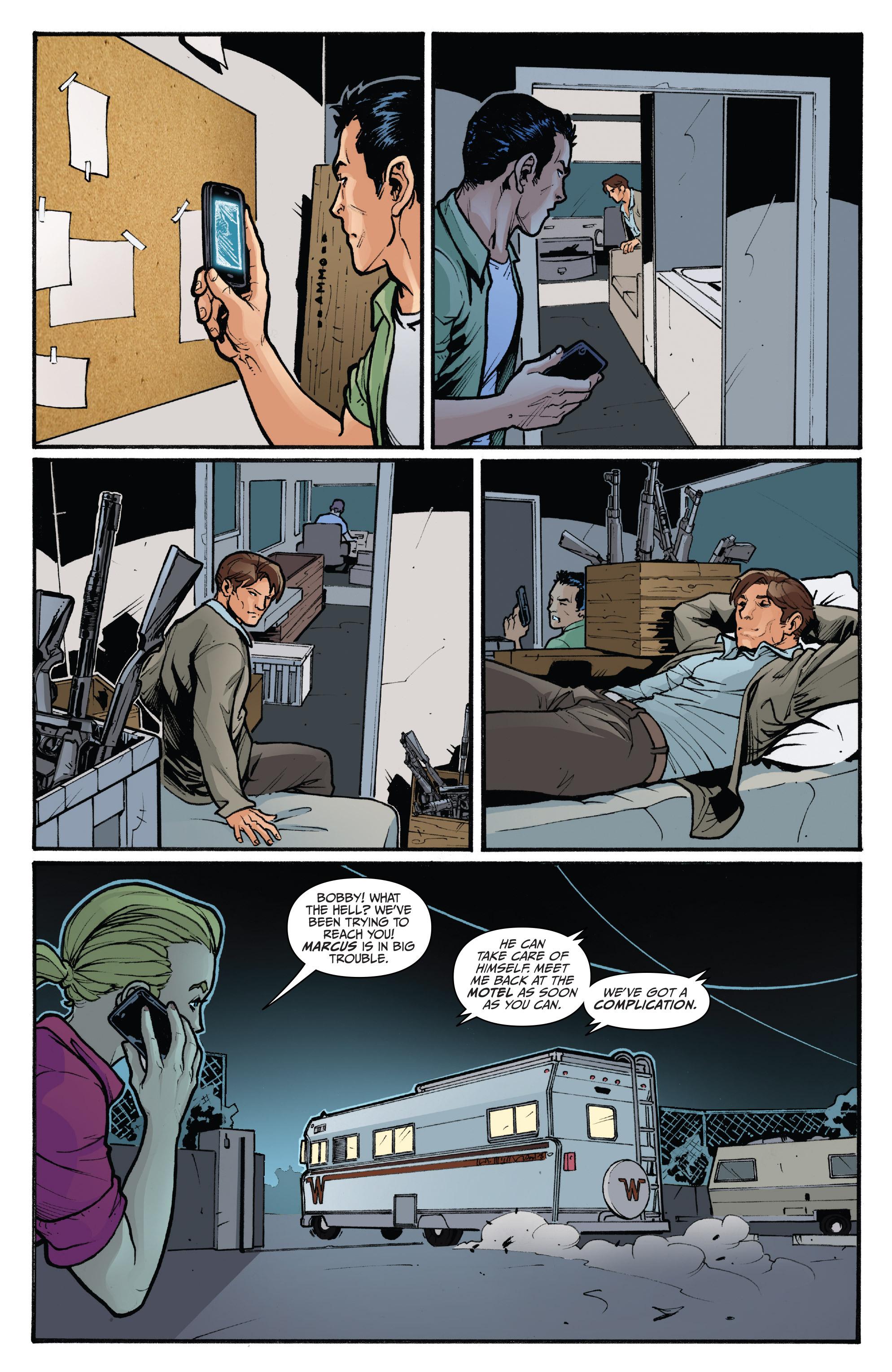 Read online 3 Guns comic -  Issue #5 - 23
