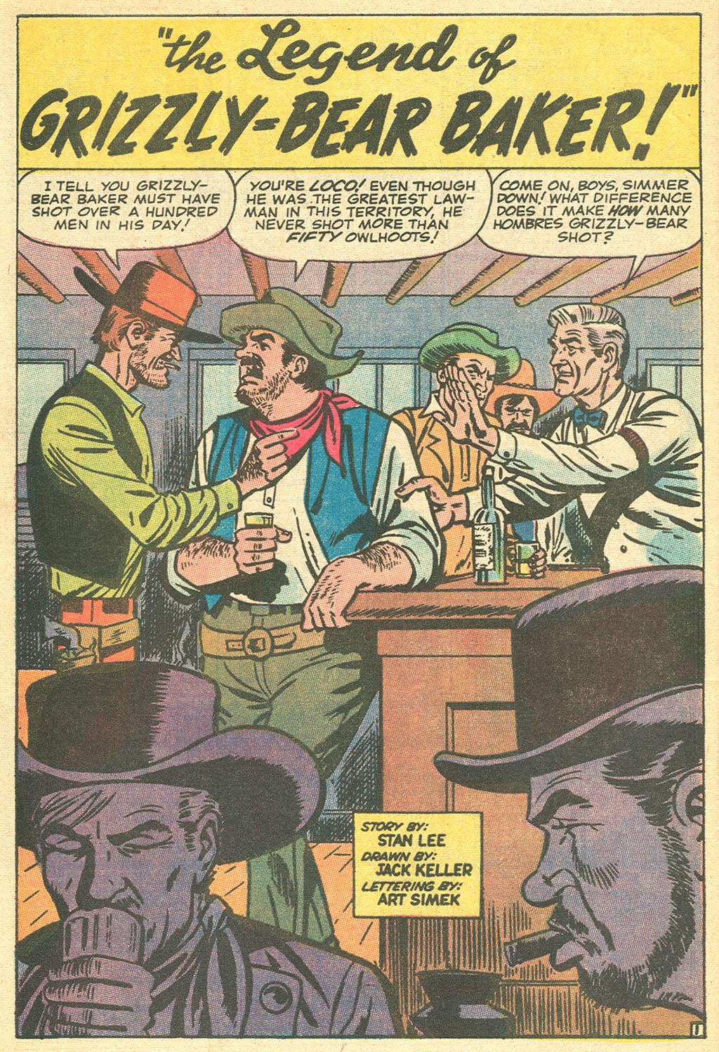 Read online Two-Gun Kid comic -  Issue #93 - 28