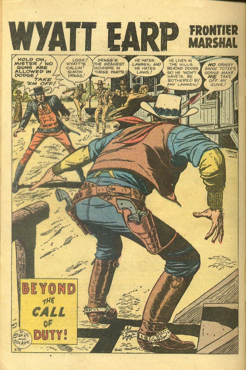 Gunsmoke Western issue 58 - Page 28