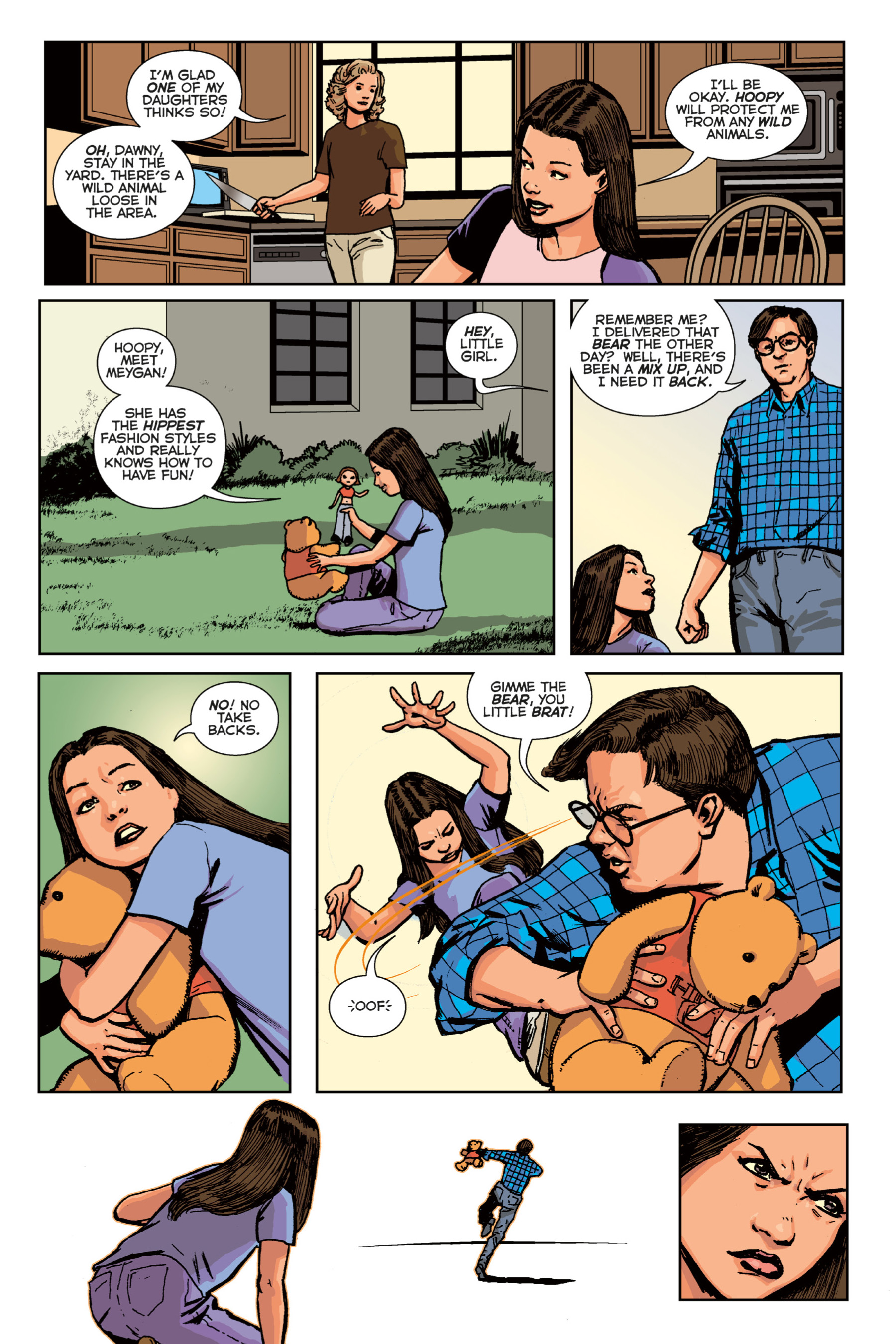 Read online Buffy the Vampire Slayer: Omnibus comic -  Issue # TPB 1 - 205