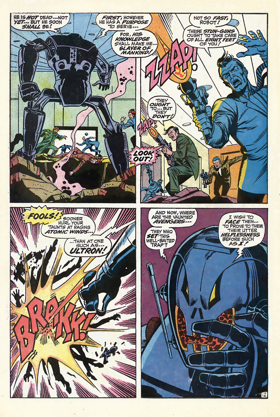 The Avengers (1963) 68 Page 12