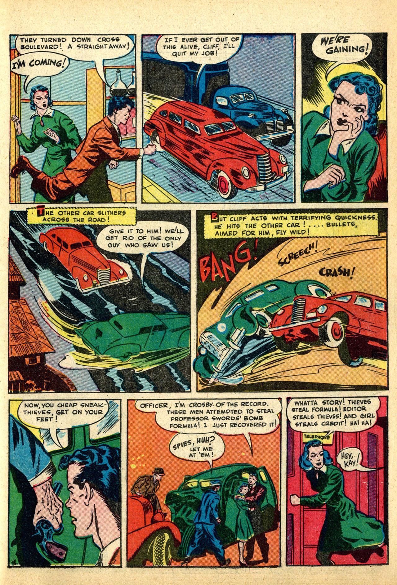 Read online Detective Comics (1937) comic -  Issue #50 - 47