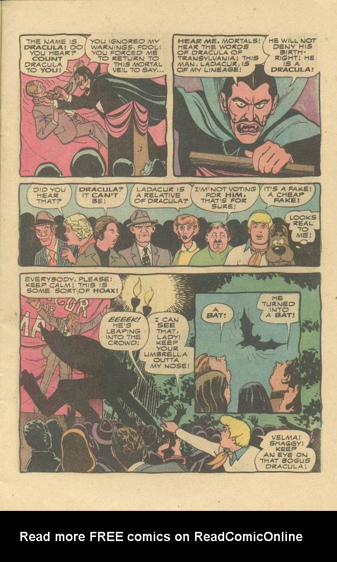Read online Scooby-Doo... Mystery Comics comic -  Issue #25 - 7