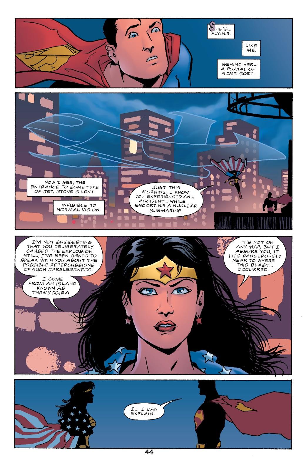 Batman/Superman/Wonder Woman: Trinity issue 1 - Page 40