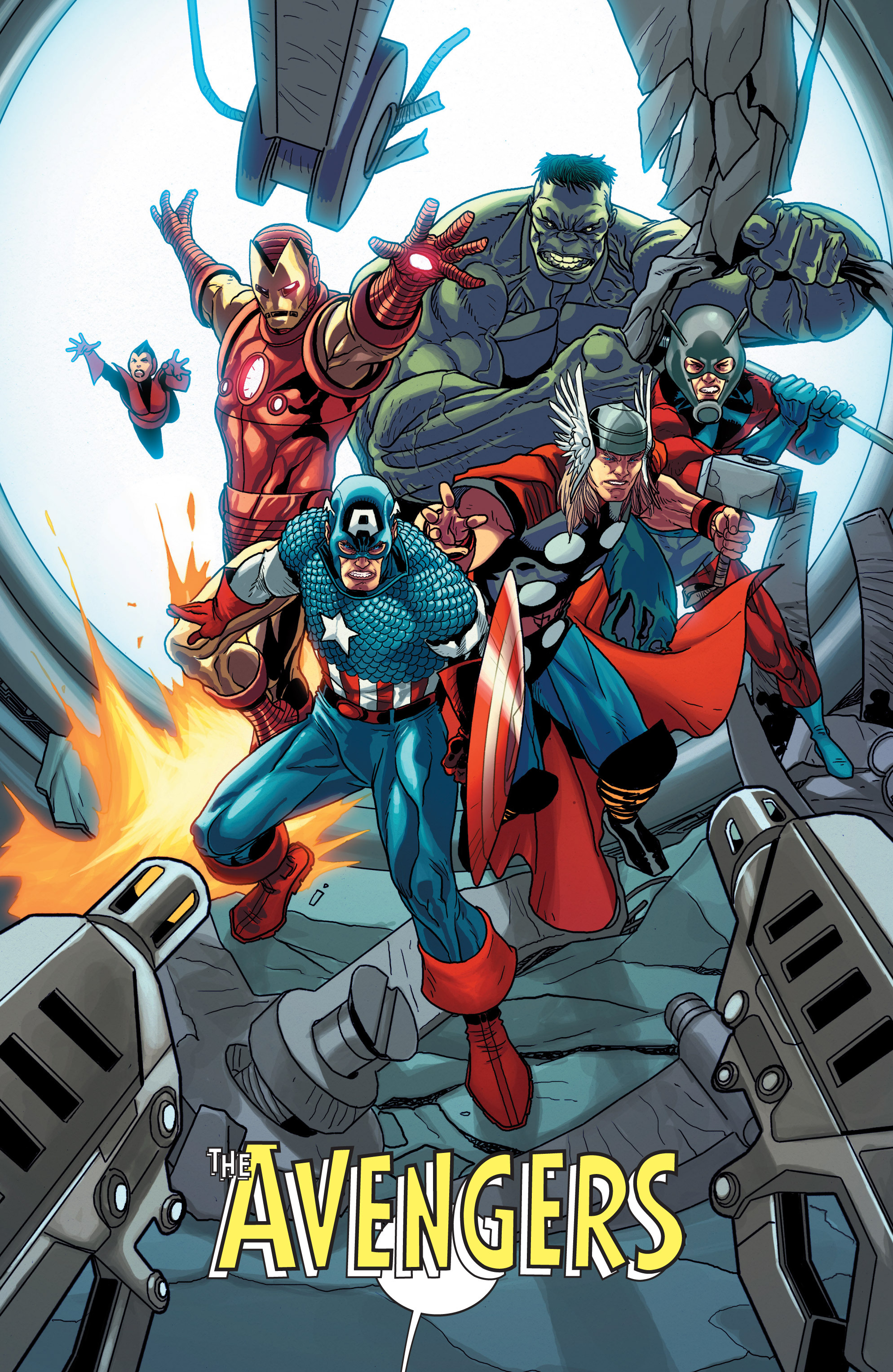 Read online Avengers (2013) comic -  Issue #25 - 14
