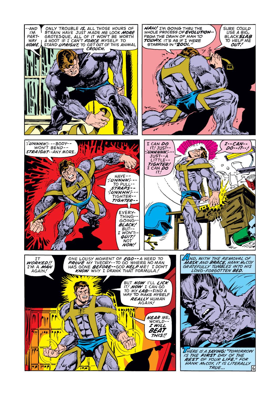 Read online Amazing Adventures (1970) comic -  Issue #12 - 7