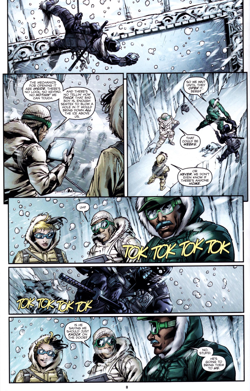 Read online G.I. Joe: Snake Eyes comic -  Issue #1 - 11