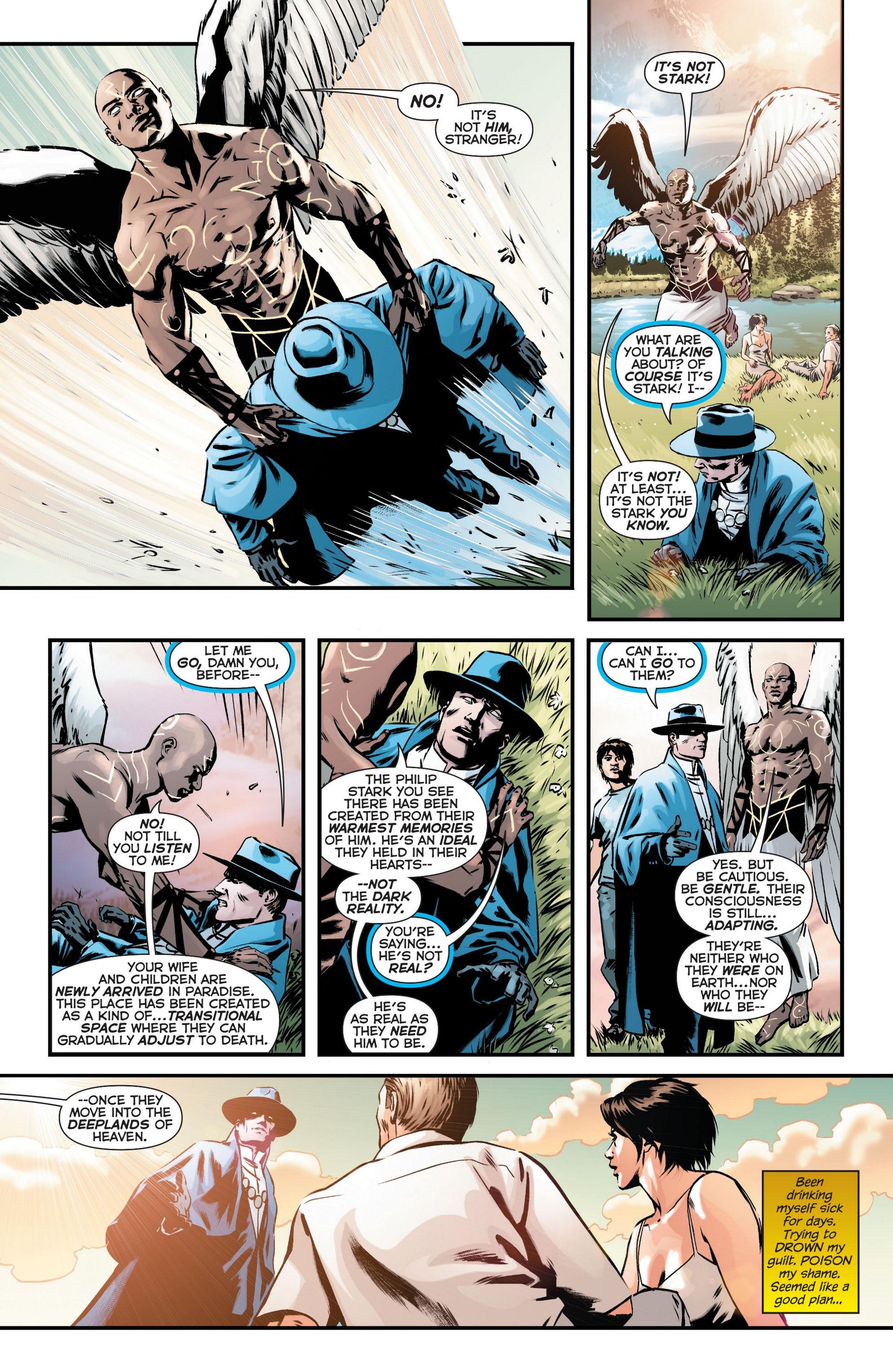Read online Trinity of Sin: The Phantom Stranger comic -  Issue #10 - 11