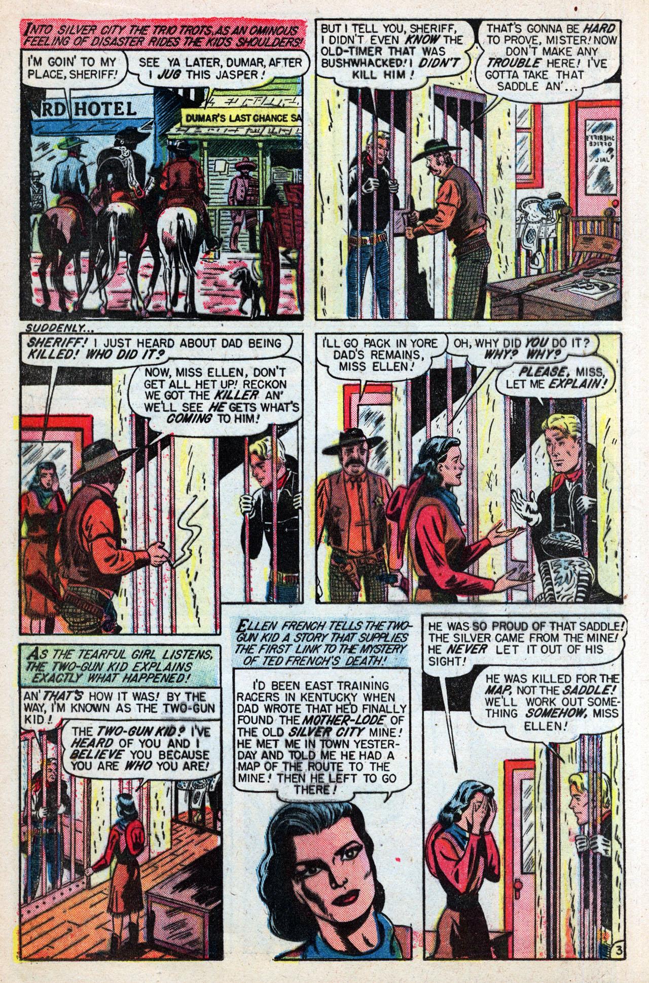 Read online Two-Gun Kid comic -  Issue #4 - 16