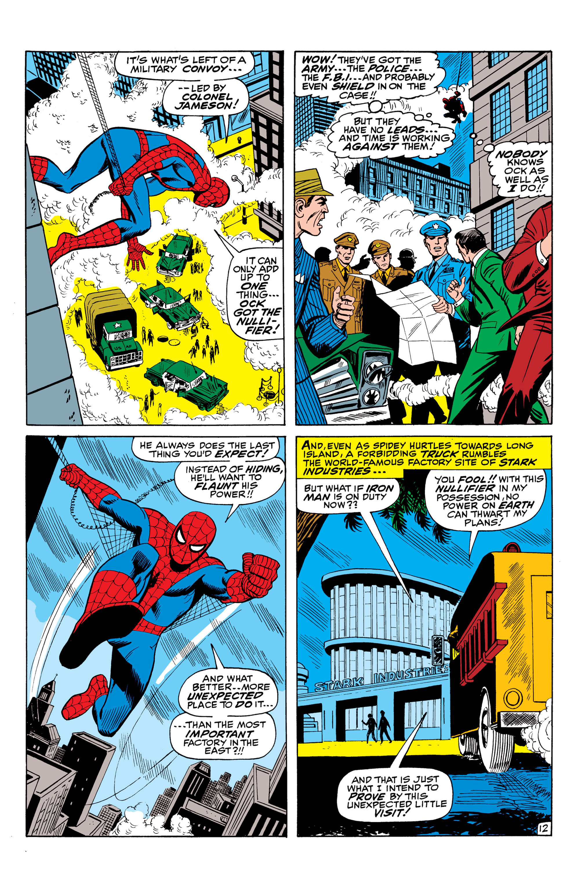 The Amazing Spider-Man (1963) 55 Page 12