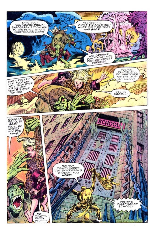 Read online Mars comic -  Issue #5 - 28