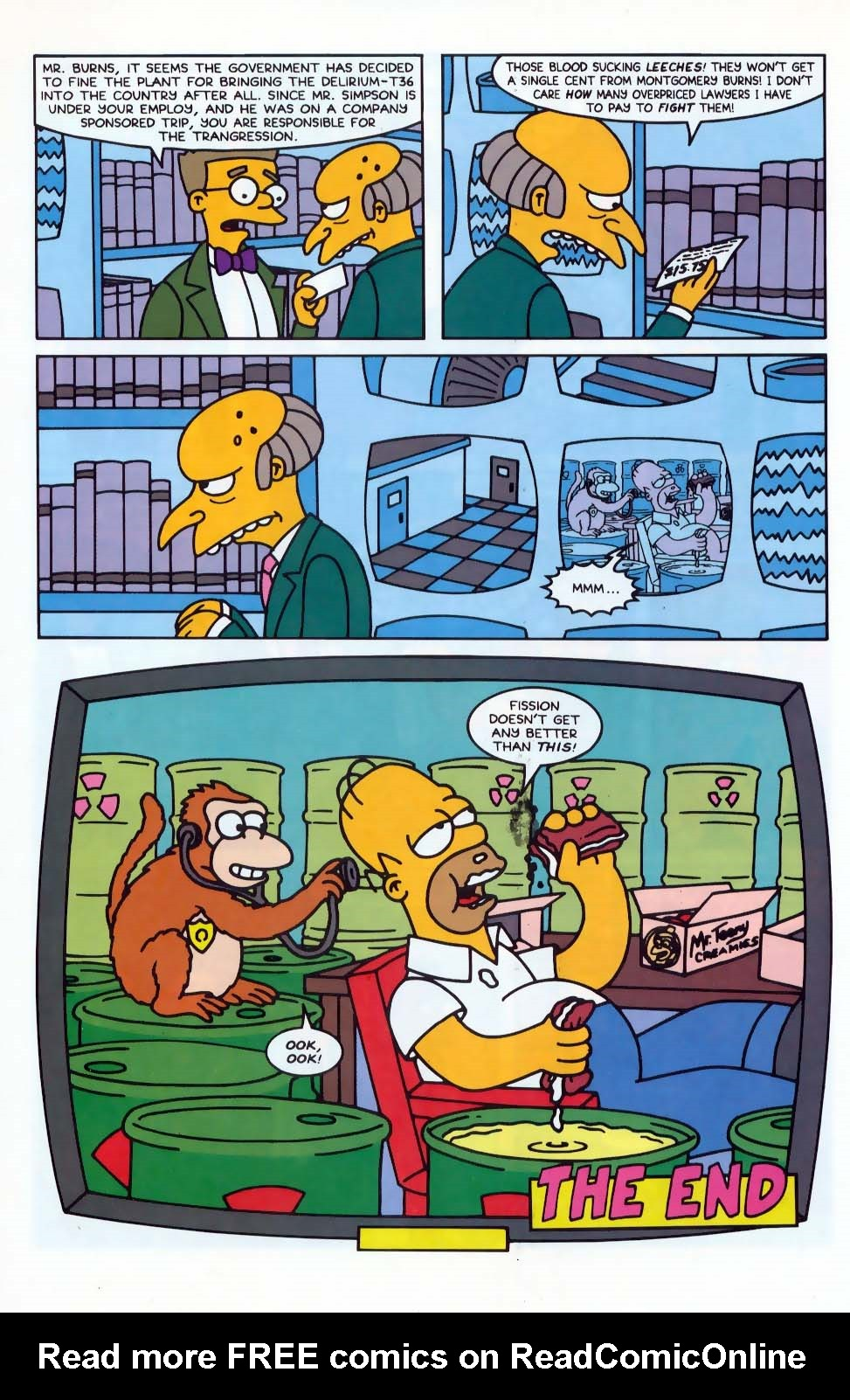 Read online Simpsons Comics comic -  Issue #10 - 23