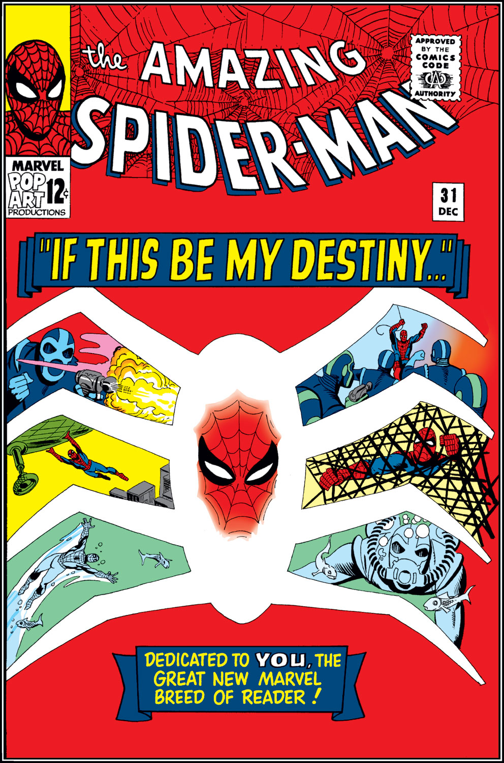 The Amazing Spider-Man (1963) 31 Page 1