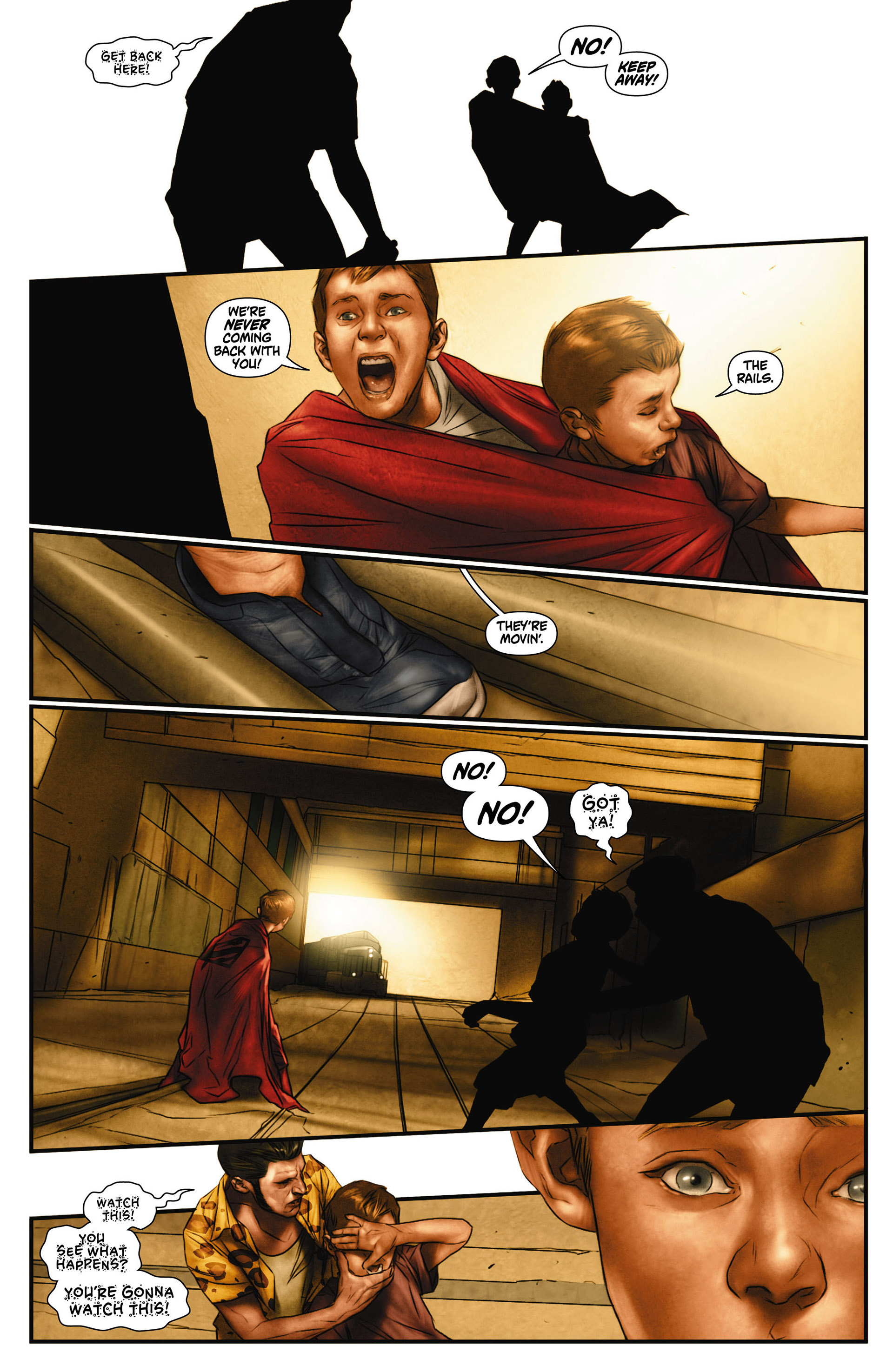 Read online Action Comics (2011) comic -  Issue #0 - 18