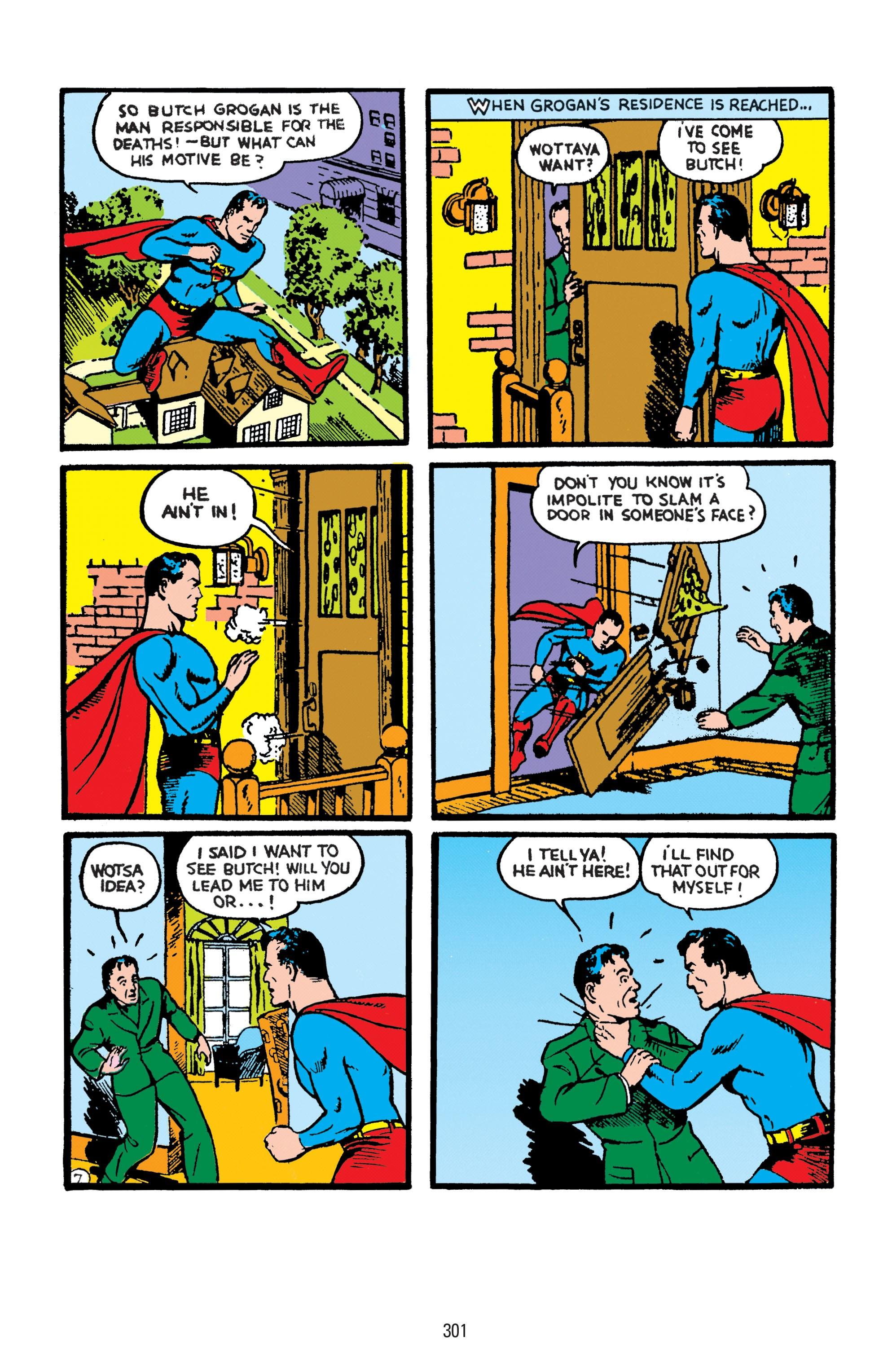 Cat-Man Comics TPB_1_(Part_4) Page 1