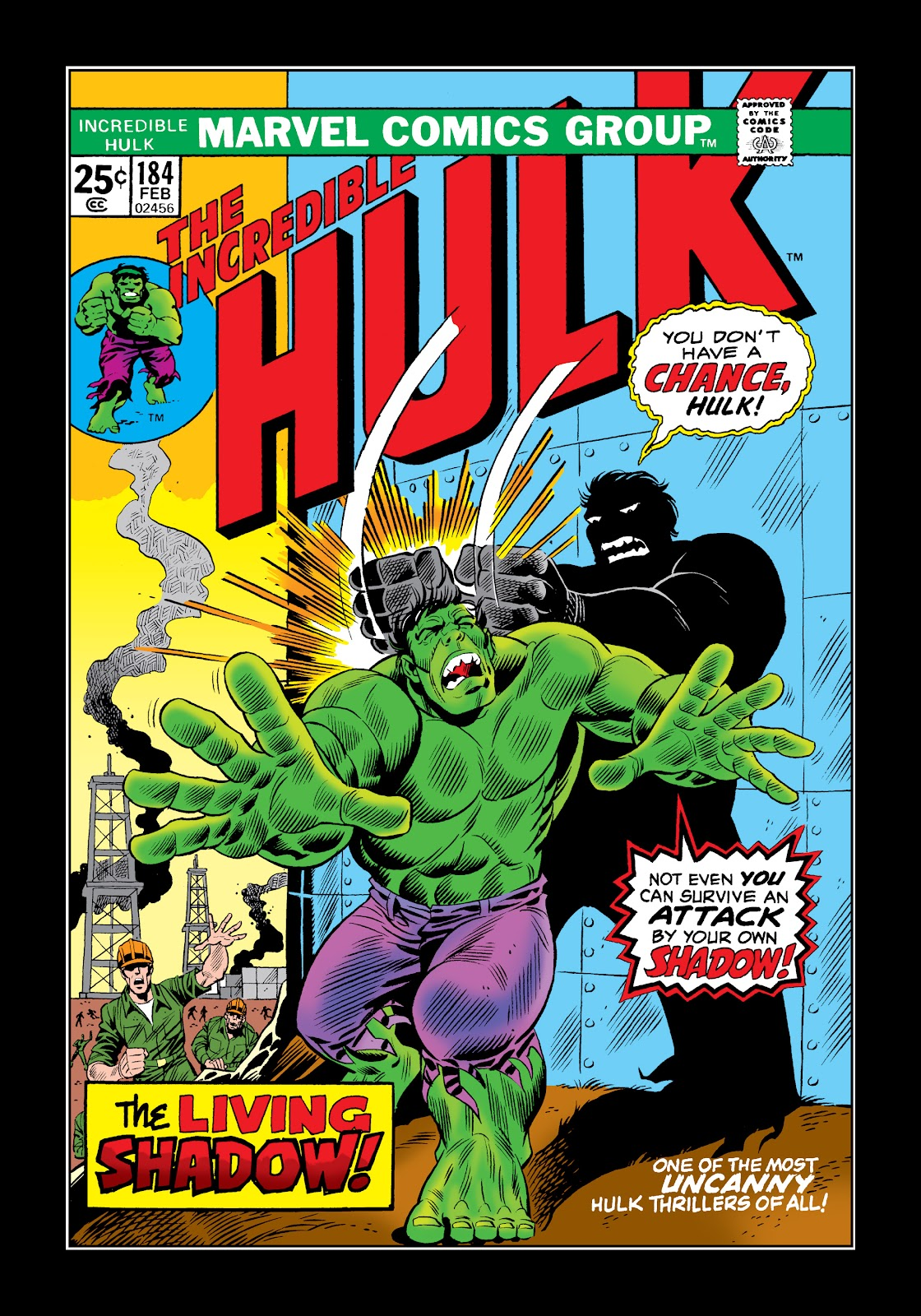 Read online Marvel Masterworks: The Incredible Hulk comic -  Issue # TPB 11 (Part 1) - 8