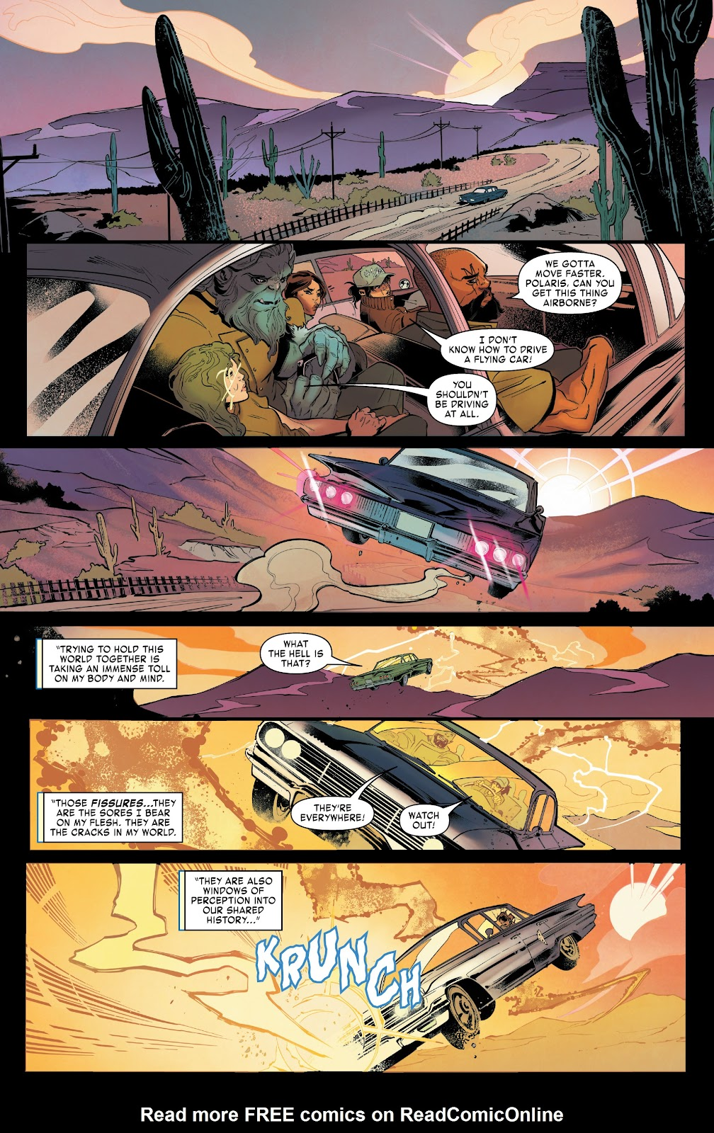 Read online Age of X-Man Omega comic -  Issue # Full - 13