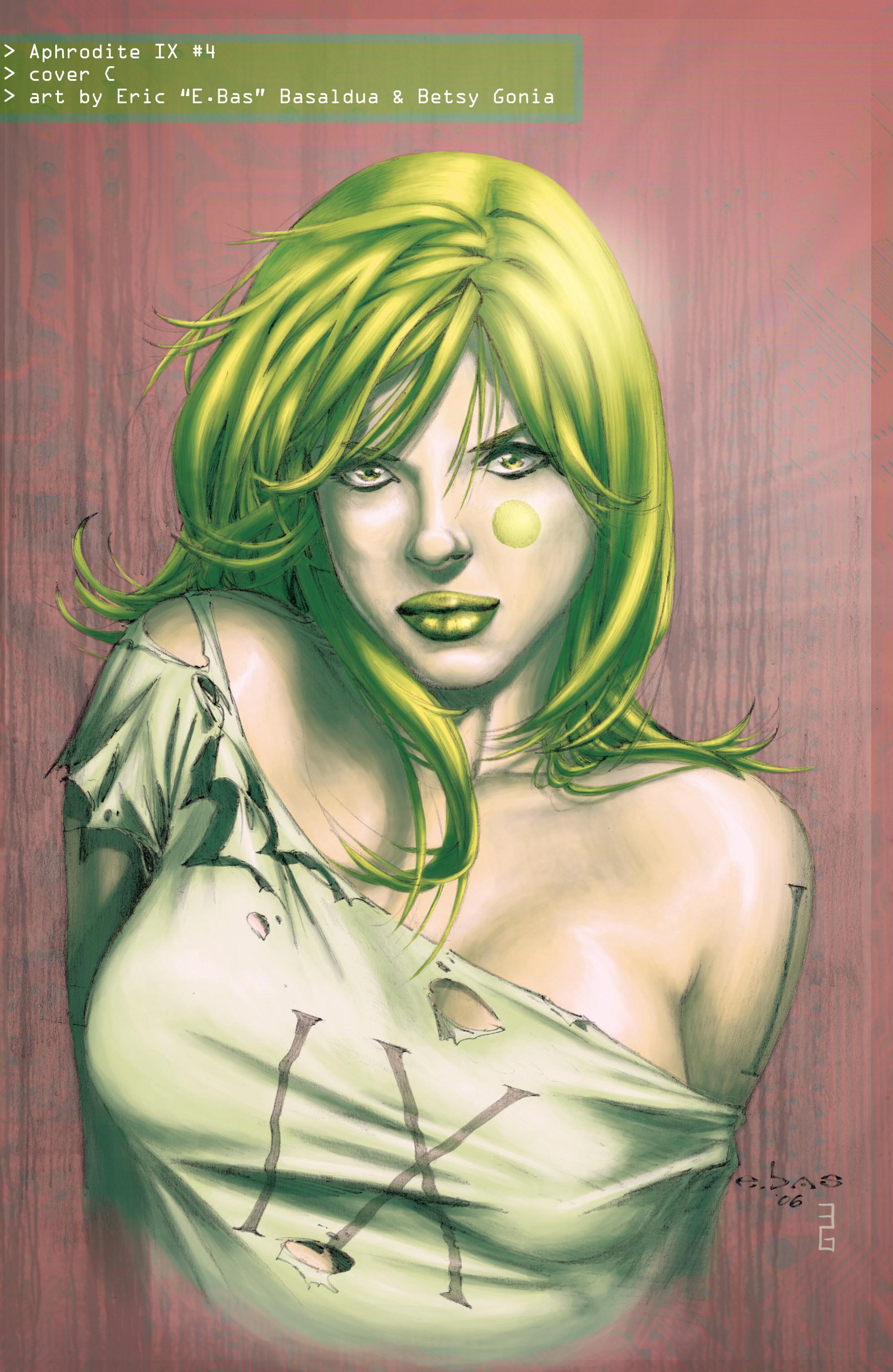 Read online Aphrodite IX (2013) comic -  Issue #Aphrodite IX (2013) _TPB 1 - 118
