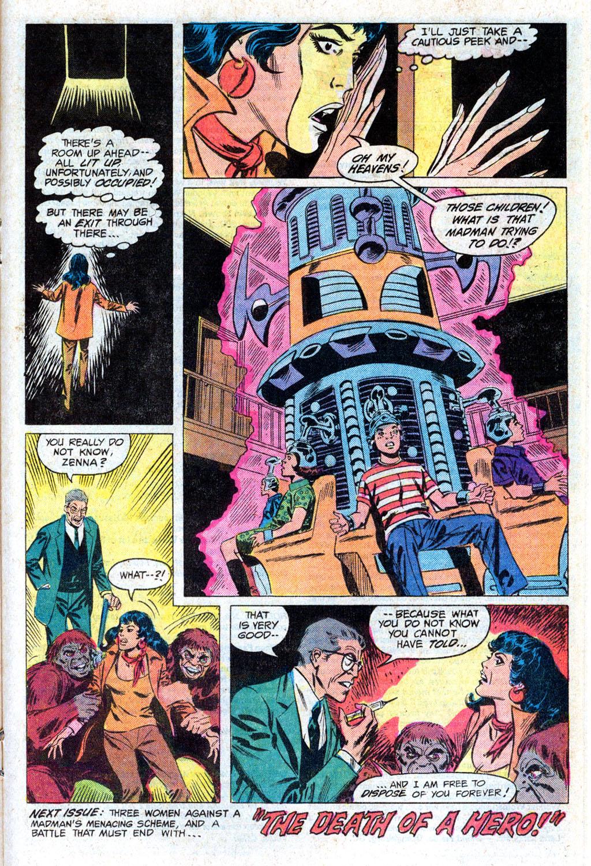 Read online Wonder Woman (1942) comic -  Issue #308 - 21