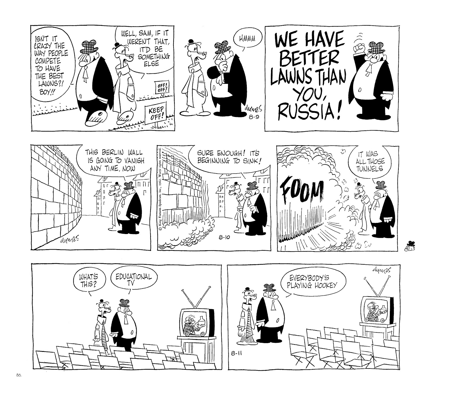 Read online Sam's Strip: The Comic About Comics comic -  Issue # TPB (Part 2) - 2