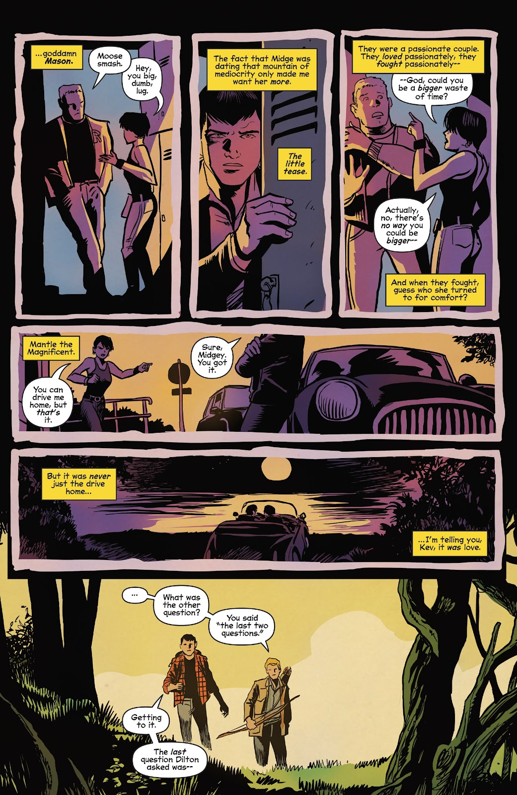 Afterlife with Archie issue 9 - Page 12