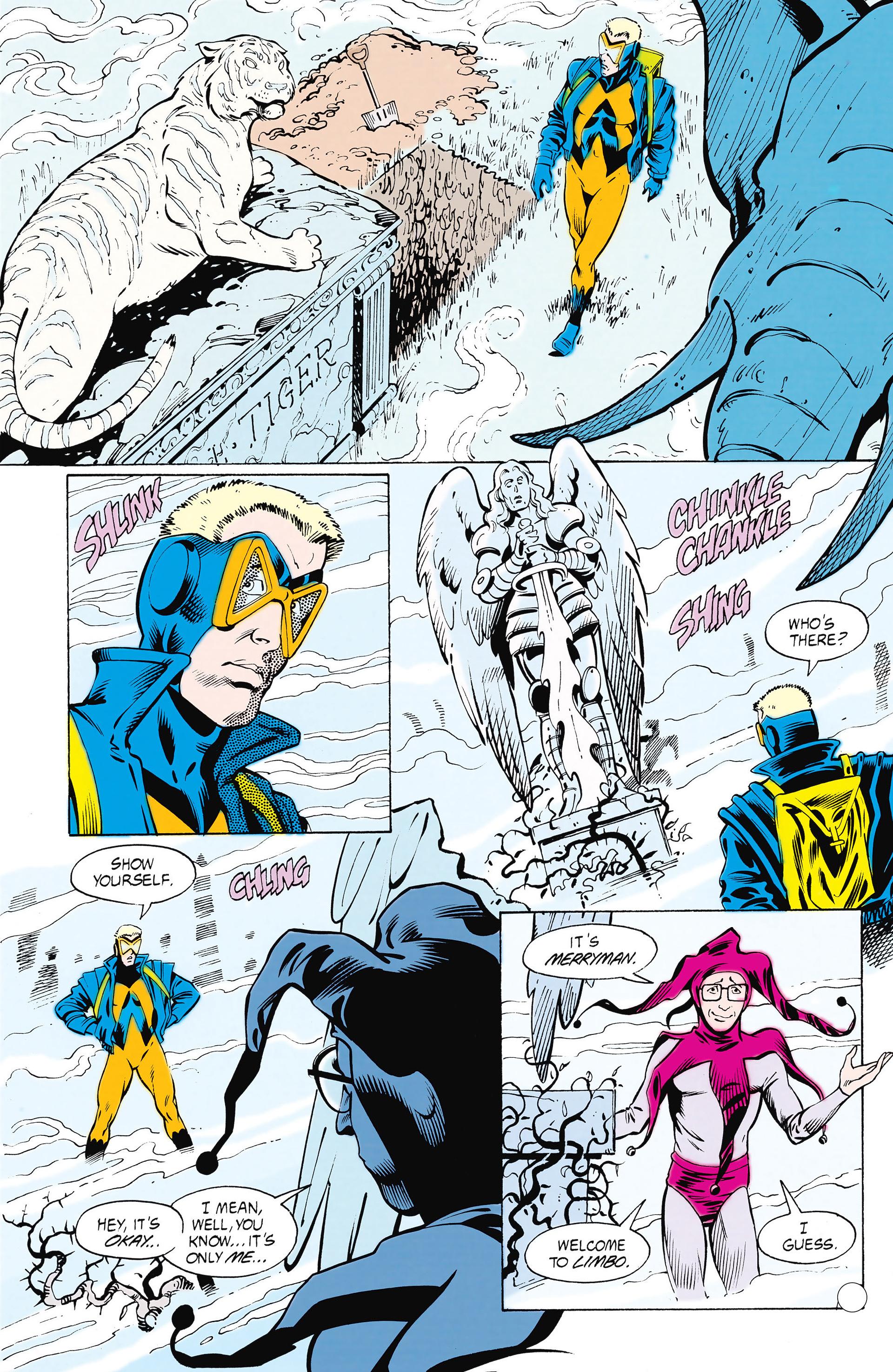 Read online Animal Man (1988) comic -  Issue #25 - 6