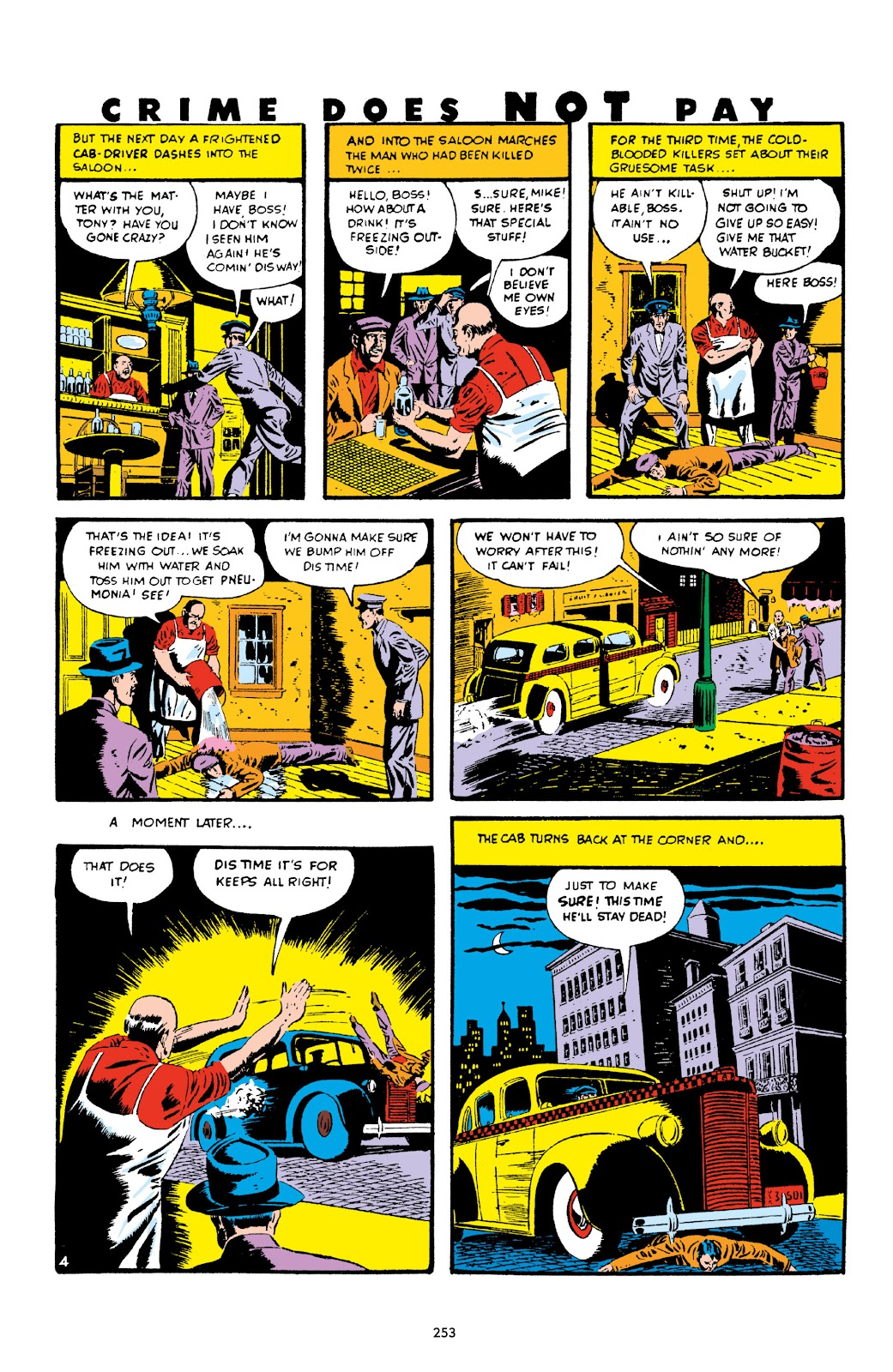 Read online Crime Does Not Pay Archives comic -  Issue # TPB 2 (Part 3) - 53