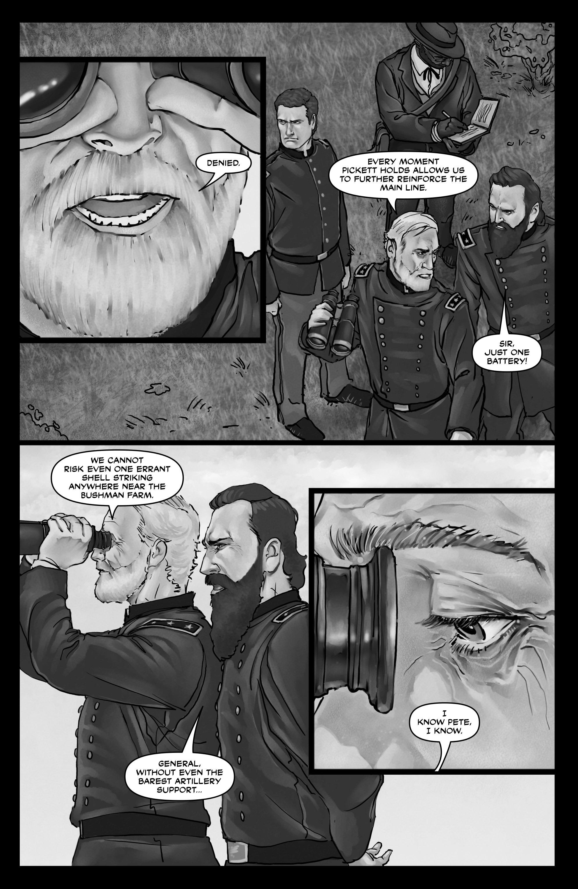 Read online Alan Moore's Cinema Purgatorio comic -  Issue #7 - 37