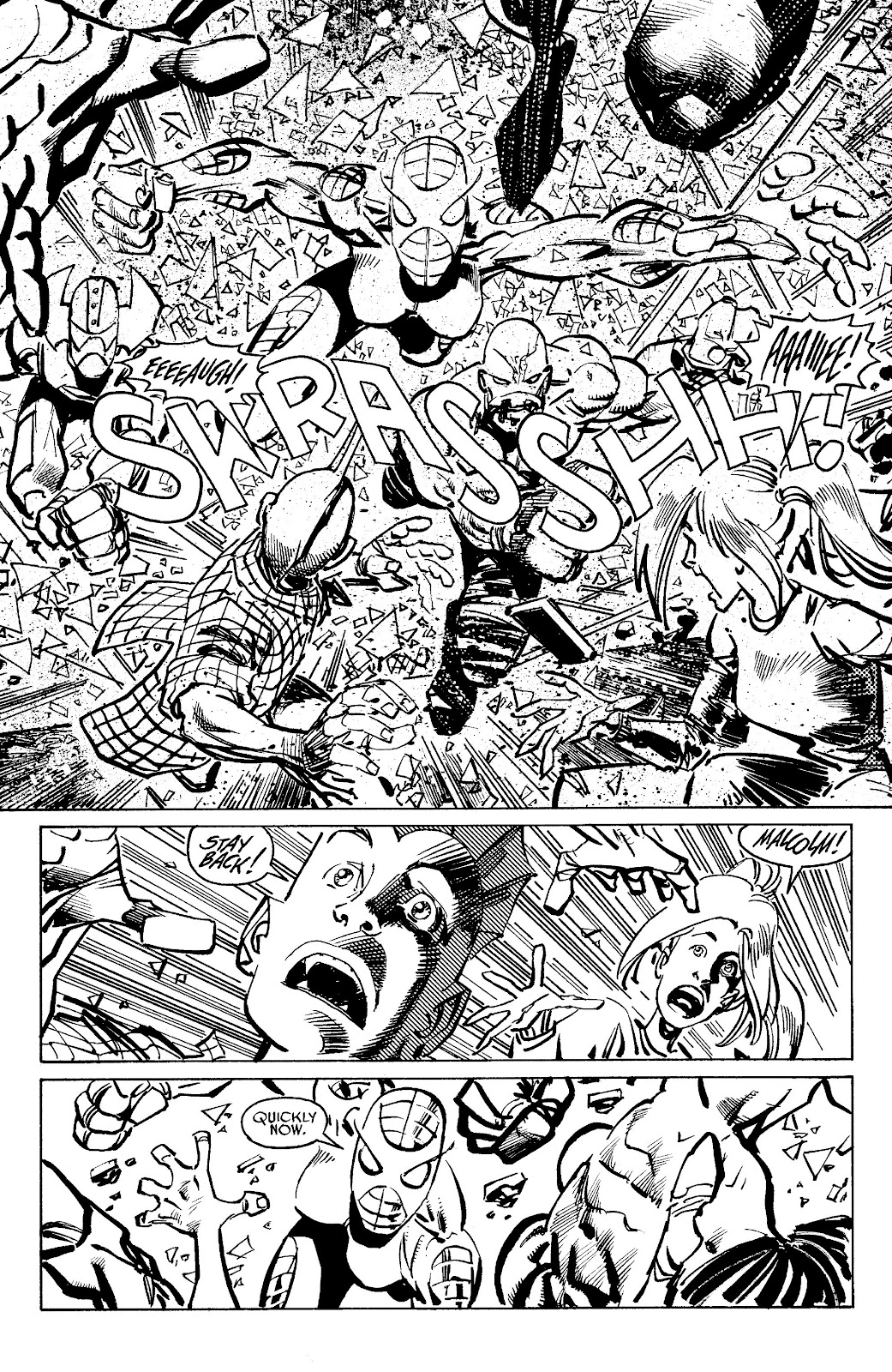 Read online Savage Dragon Archives comic -  Issue # TPB 6 (Part 5) - 6
