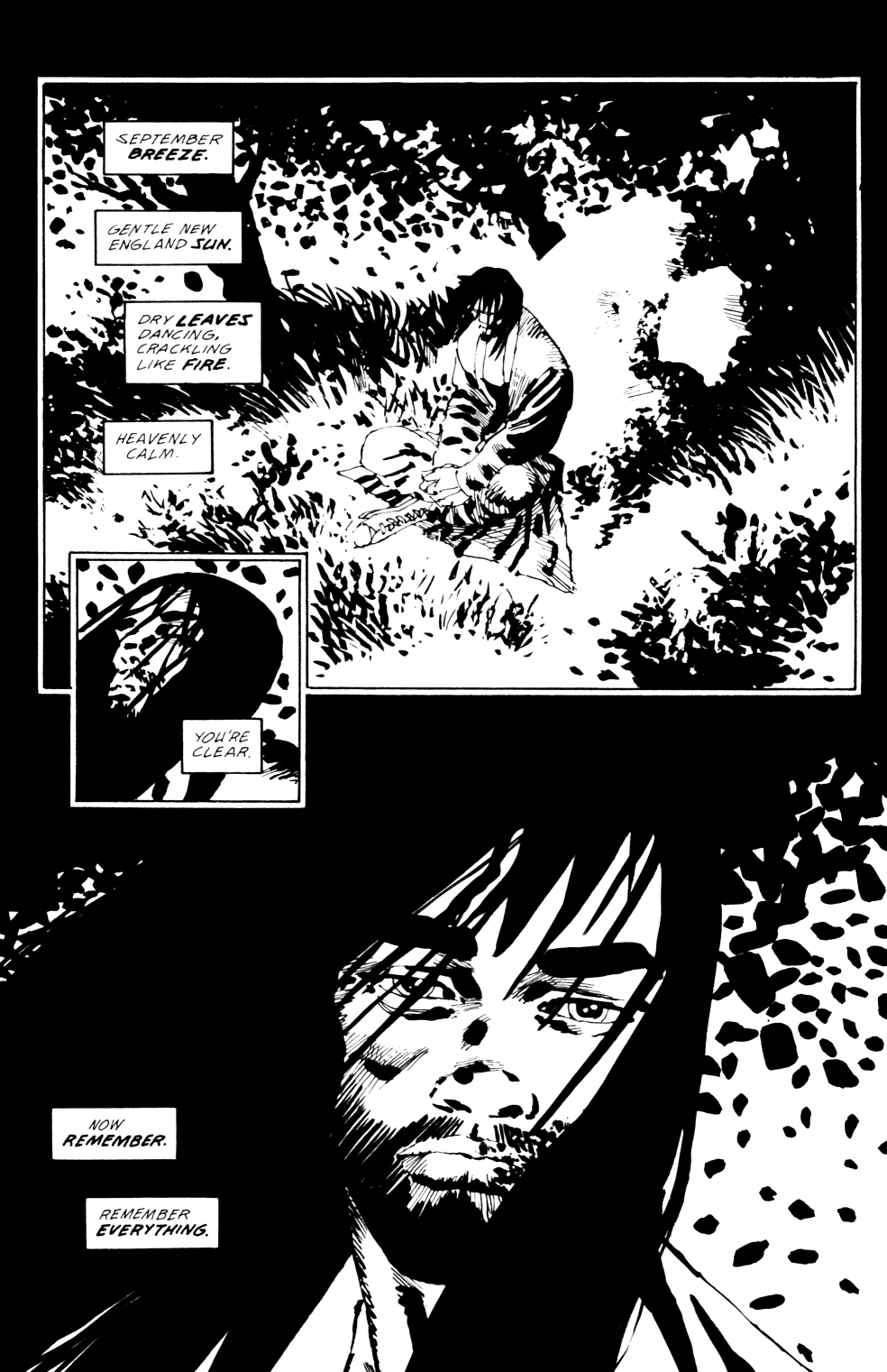 Read online Sin City: Hell and Back comic -  Issue #2 - 13