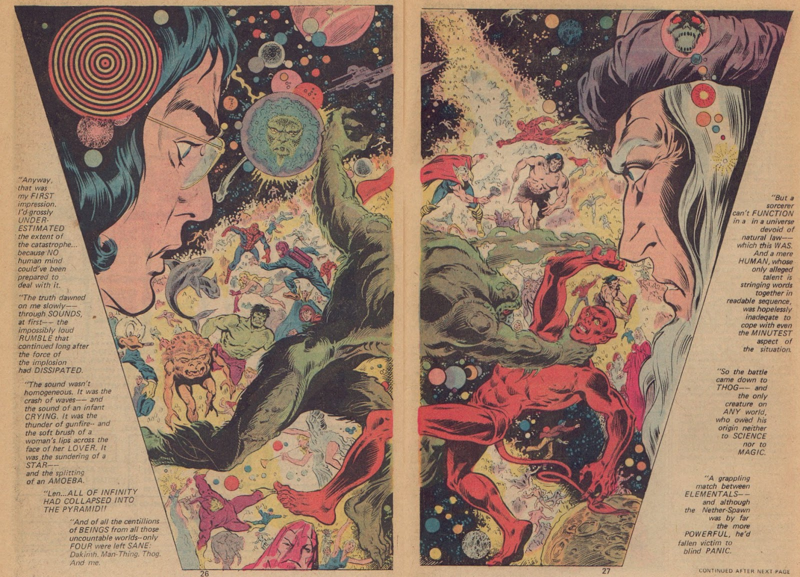Man-Thing (1974) issue 22 - Page 17