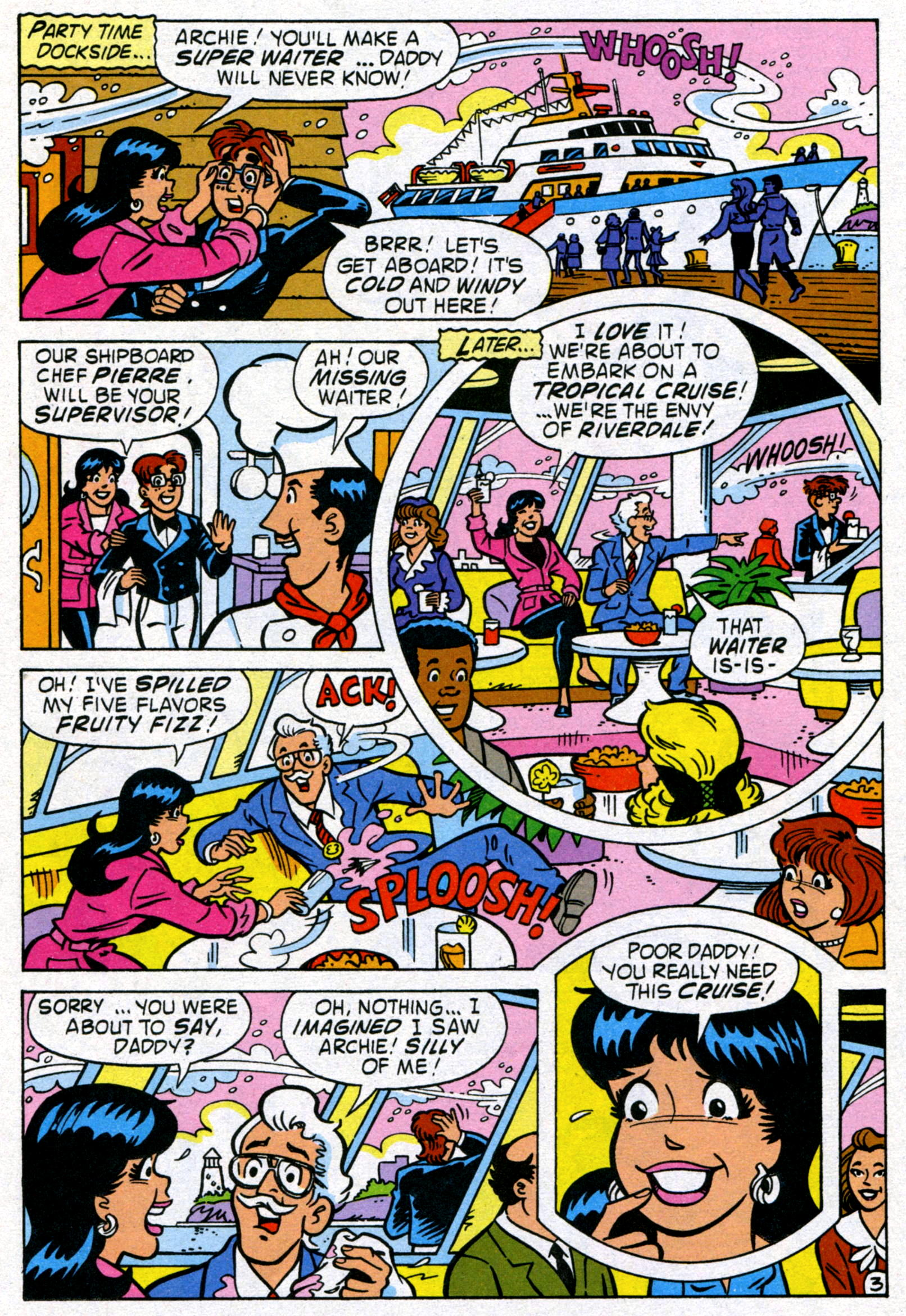 Read online World of Archie comic -  Issue #14 - 5