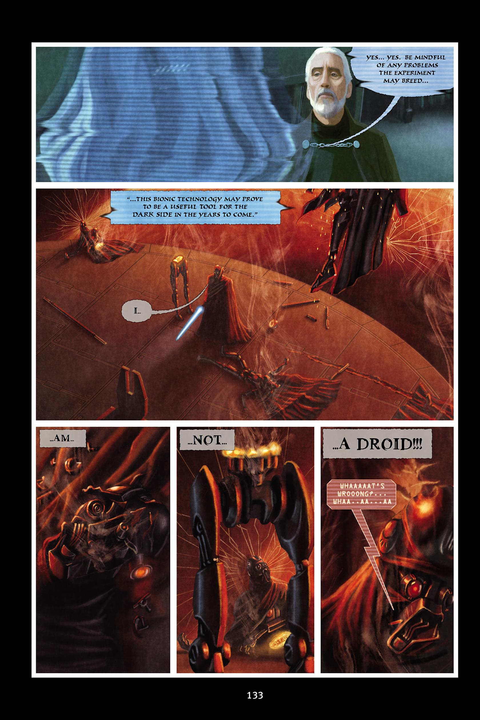 Read online Star Wars Omnibus comic -  Issue # Vol. 30 - 131