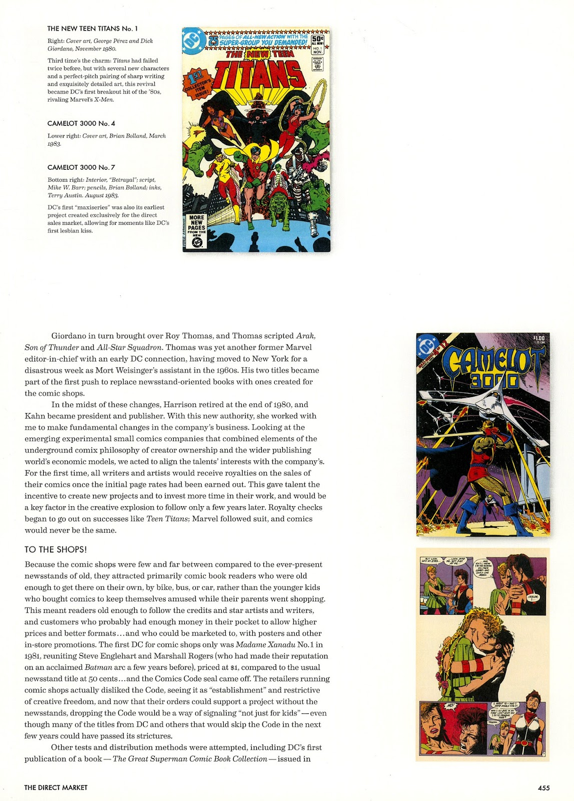Read online 75 Years Of DC Comics comic -  Issue # TPB (Part 5) - 71