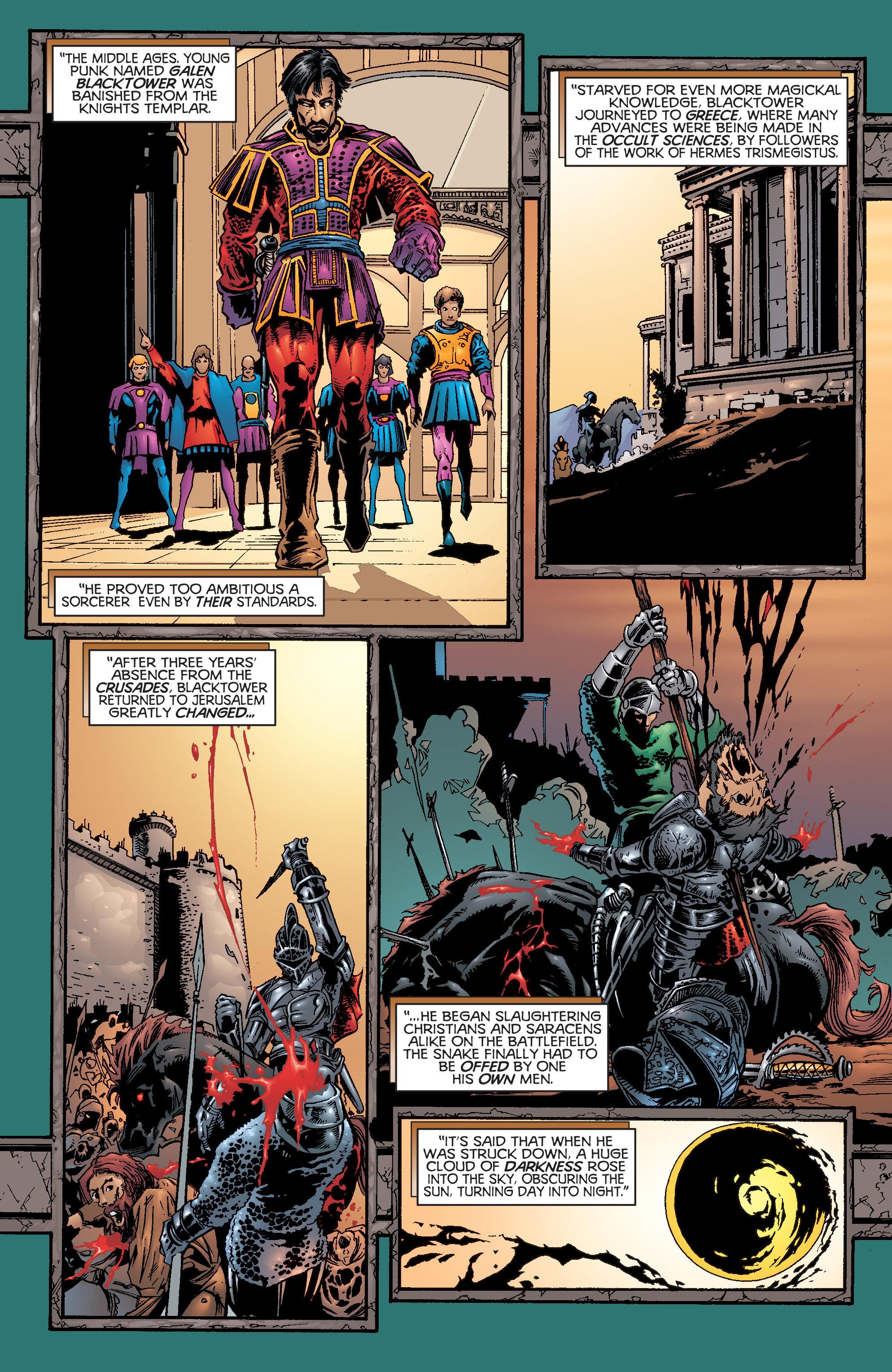 Read online Shadowman (1997) comic -  Issue #20 - 12