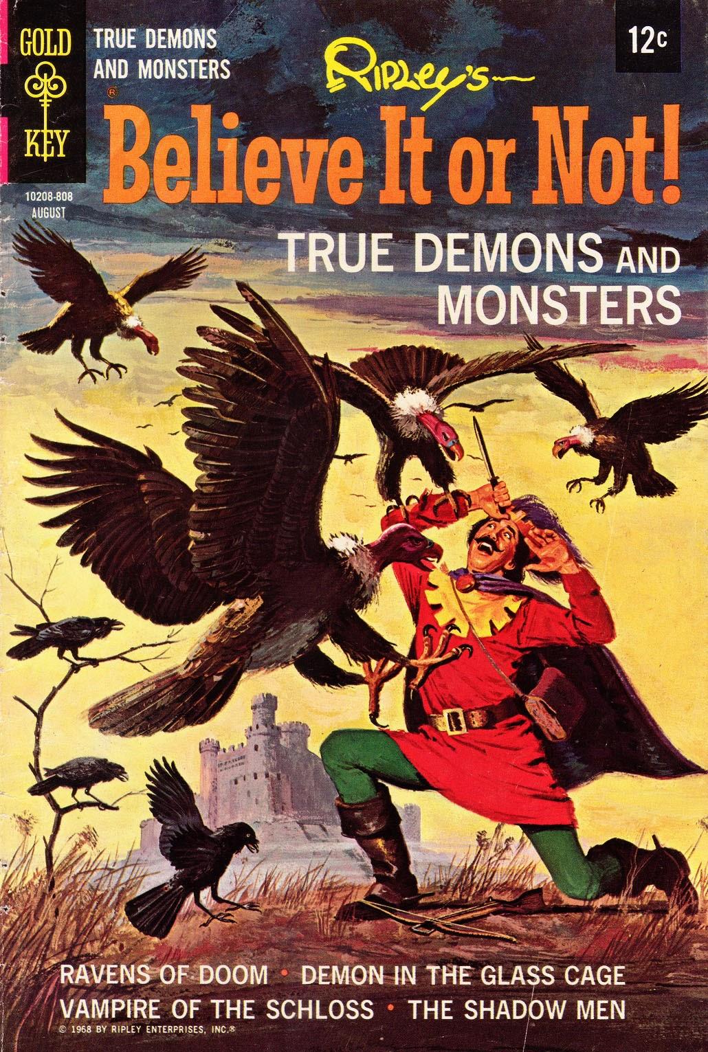Ripleys Believe it or Not! (1965) 10 Page 1