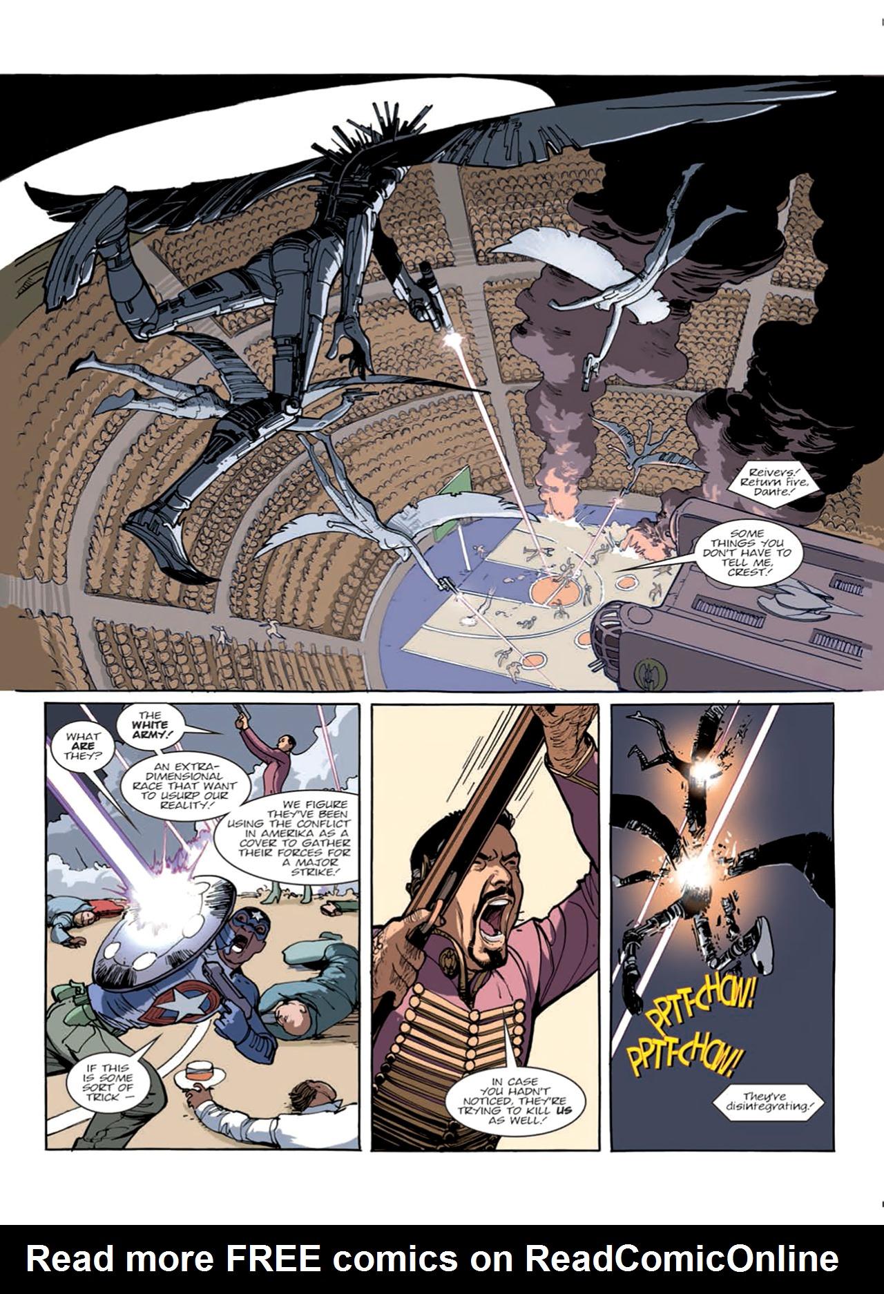 Read online Nikolai Dante comic -  Issue # TPB 9 - 43