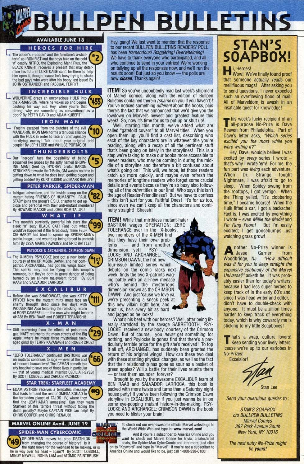 Thunderbolts: Distant Rumblings issue Full - Page 23