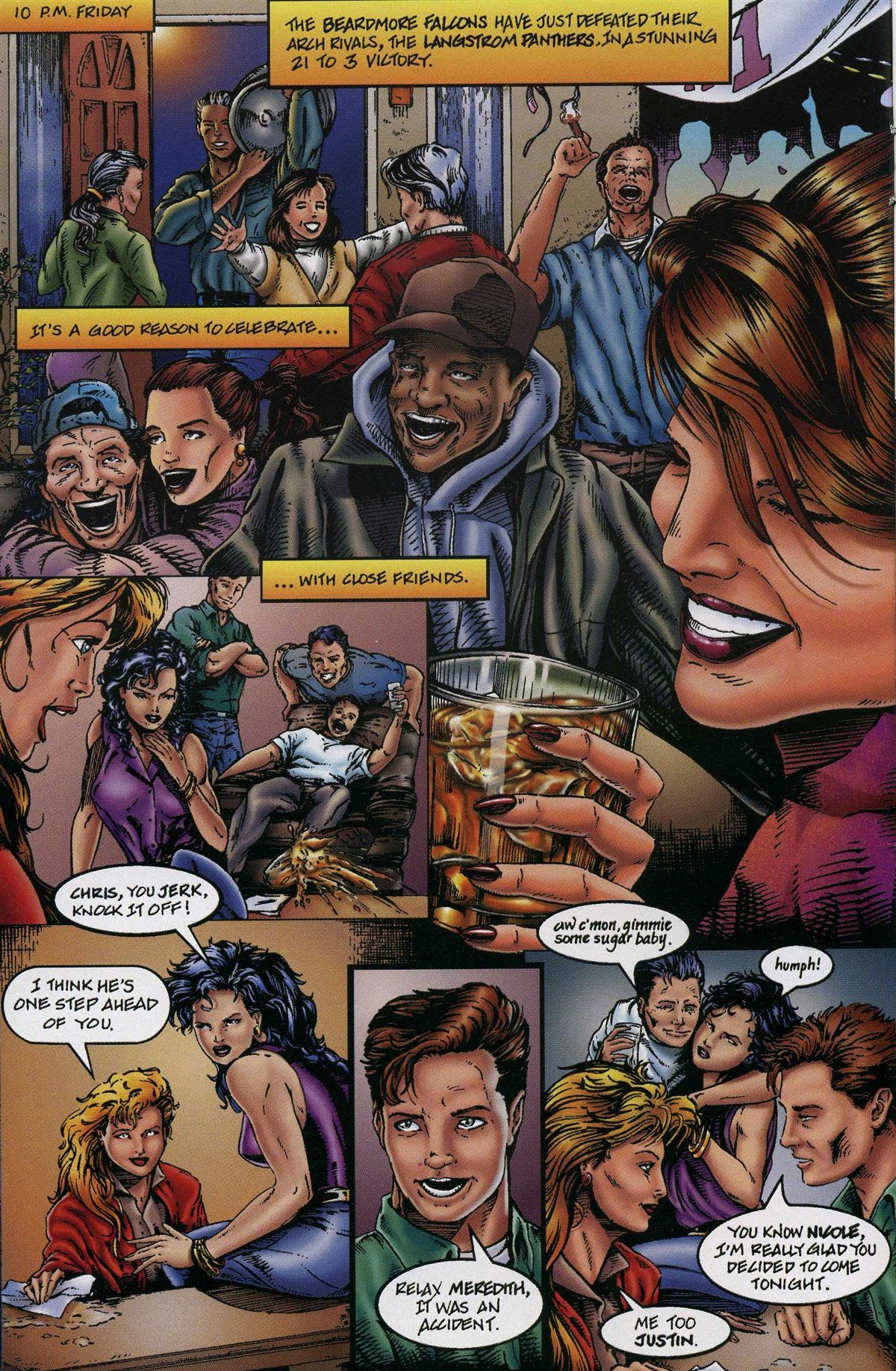 ArchAngels: The Saga issue 1 - Page 11